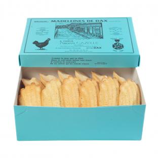 Boîte de 24 Madeleines de DAX
